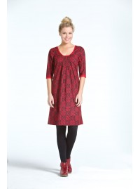 Samira Cotton Dress - Jodphur Print