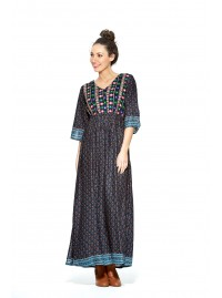 Anoushka Maxi  Dress