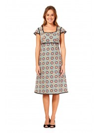 Sophie Dress-  Morocco Print